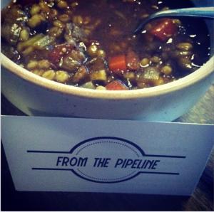 Soup at Sloup